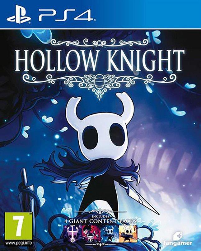 PS4 Hollow Knight ANG/FR