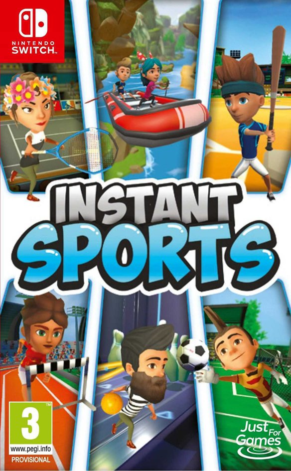 Nintendo Switch Instant Sports FR/ANG