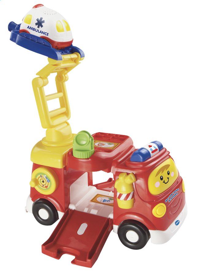 Image pour VTech Tut Tut Bolides Mon super camion de pompiers à partir de DreamLand
