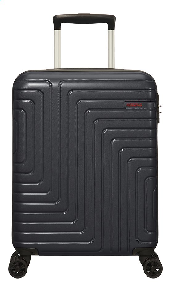 Afbeelding van American Tourister trolley Mighty Maze zwart 55 cm from DreamLand