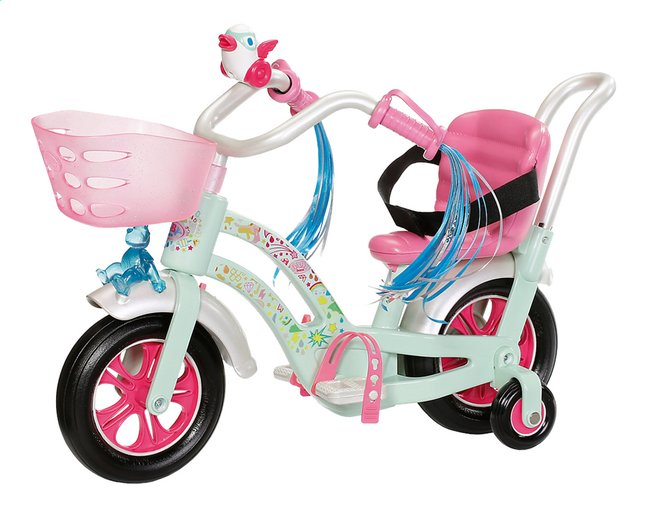 Afbeelding van BABY born fiets Play & Fun from DreamLand