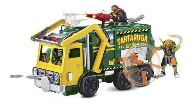 Afbeelding van Speelset Teenage Mutant Ninja Turtles: Out of the Shadows Turtle Tactical Truck from DreamLand