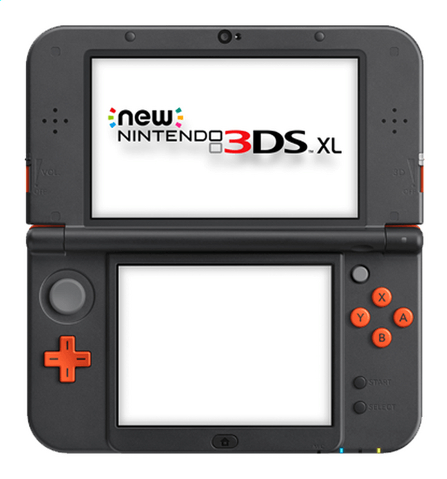 Afbeelding van Nintendo Console new 3DS XL Pearl Orange from DreamLand
