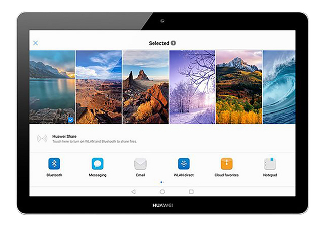 "Huawei tablet MediaPad T3 WiFi 9.6″"" 32 GB"