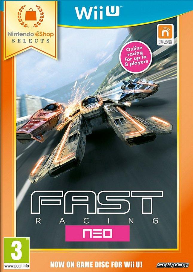 Afbeelding van Nintendo Wii U Racing Neo eShop Selects NL from DreamLand