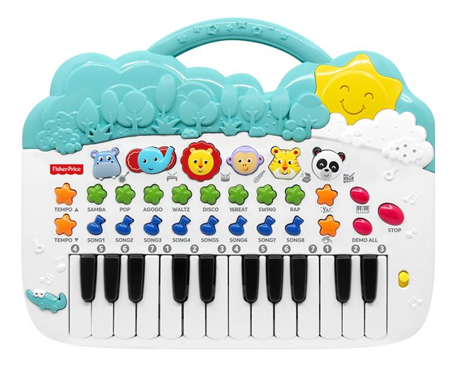 Fisher-Price Dierenpiano
