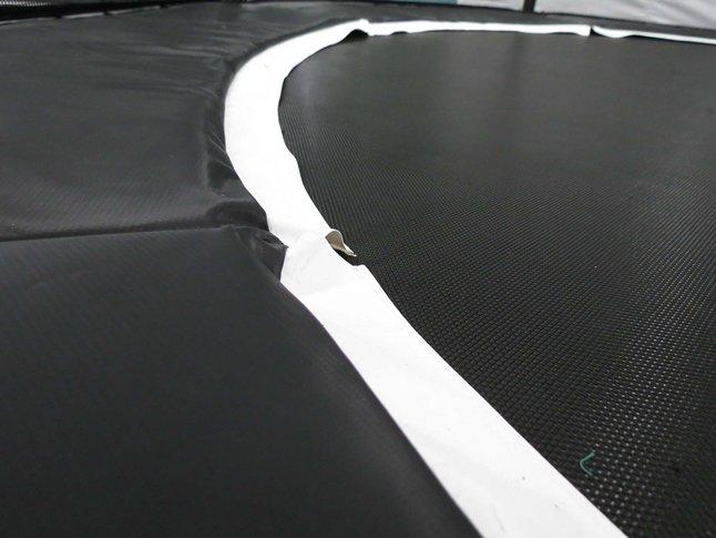 Bord de protection pour trampoline Black Edition