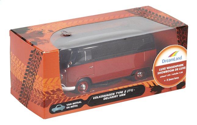 Dreamland auto luxe wagenpark volkswagen delivery van type t