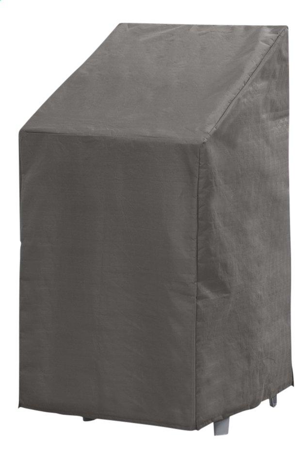 housse de protection pour chaises de jardin empilables premium polypropyl ne pp p 95 x l 66 x. Black Bedroom Furniture Sets. Home Design Ideas