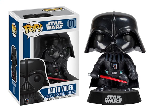 Afbeelding van Funko figuur Star Wars Pop! Darth Vader from DreamLand