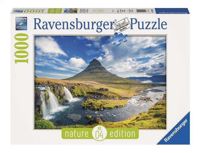 Afbeelding van Ravensburger puzzel Waterval voor Kirkjufell IJsland from DreamLand