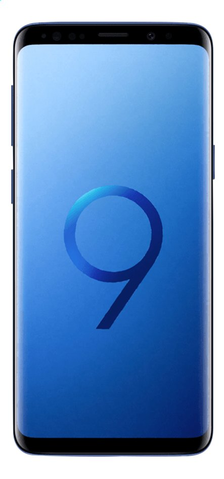 Afbeelding van Samsung smartphone Galaxy S9 64 GB Coral Blue from DreamLand