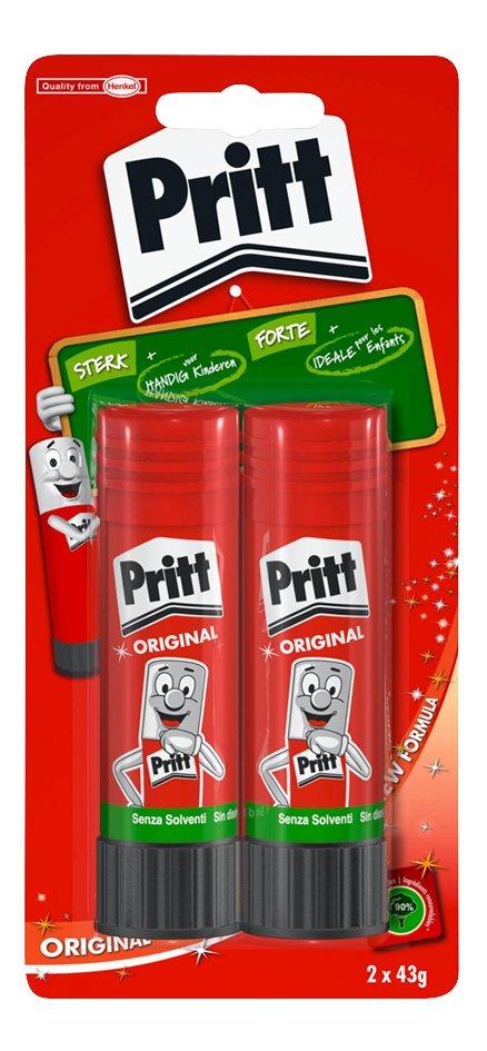 Pritt lijmstift - 2 stuks