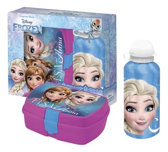 Afbeelding van Brooddoos en drinkfles Disney Frozen from DreamLand