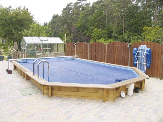 Image pour Interline bâche d'été pour piscine Spruce diamètre 4,40 m à partir de DreamLand