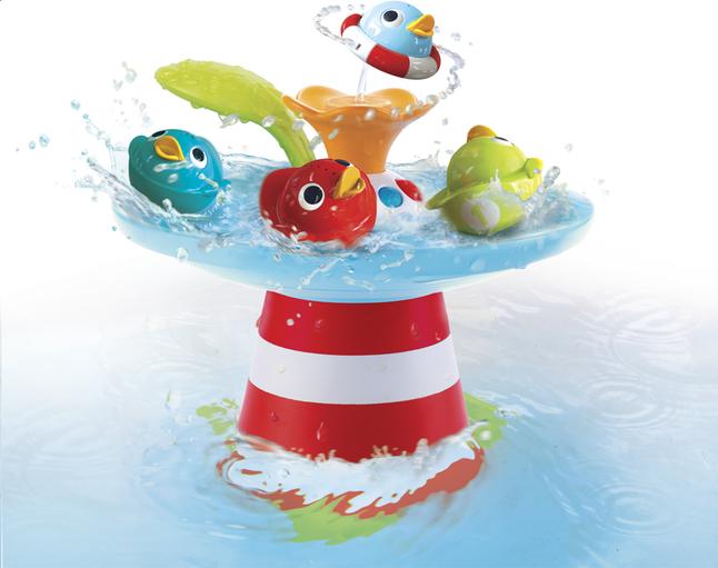Afbeelding van Yookidoo badspeeltje Musical Duck Race from DreamLand