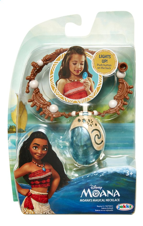 Image pour Vaiana Magical Necklace Disney Vaiana à partir de DreamLand