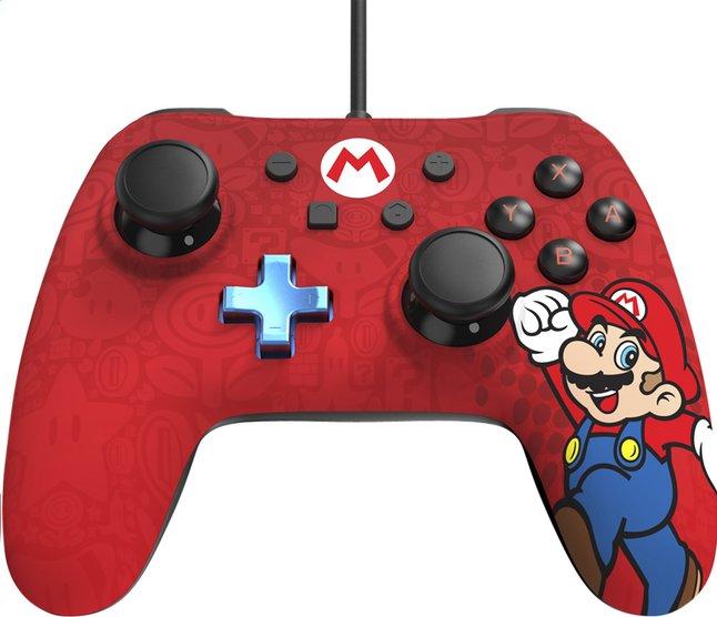 Afbeelding van Nintendo Switch controller Super Mario Wired from DreamLand