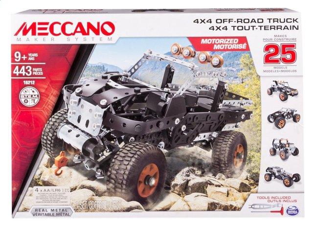Afbeelding van Meccano 4x4 Truck from DreamLand