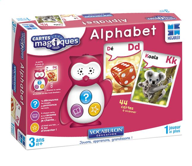 Image pour Cartes Magiques - Alphabet à partir de DreamLand