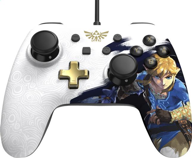 Afbeelding van Nintendo Switch controller Zelda Wired from DreamLand