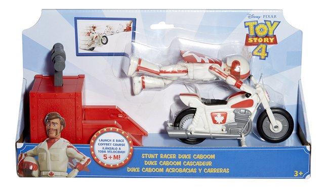 Image pour Figurine Toy Story 4 Stunt Racer Duke Caboom à partir de DreamLand