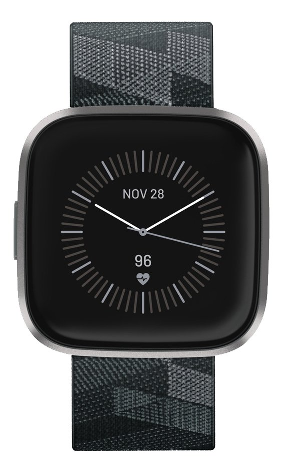 Afbeelding van Fitbit Activiteitsmeter Versa 2 Special Edition grijs from DreamLand