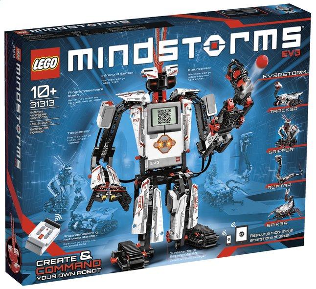 Afbeelding van LEGO Mindstorms 31313 EV3 from DreamLand