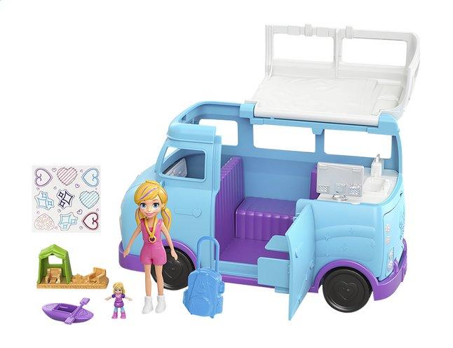 Polly Pocket speelset Glamping Van