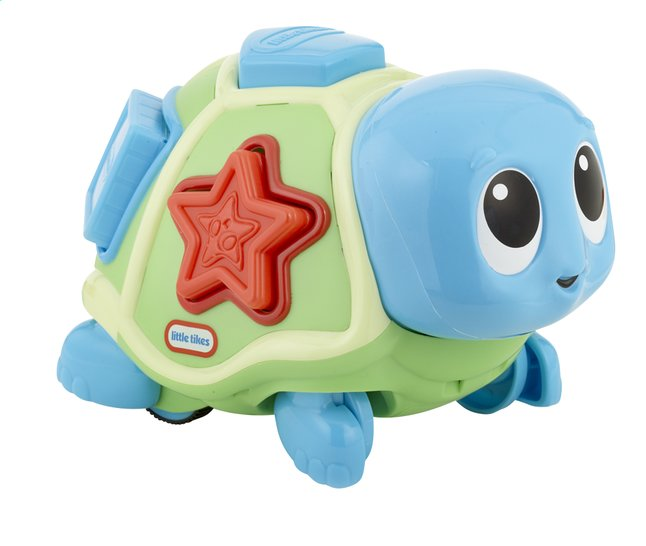 Afbeelding van Little Tikes Lil' Ocean Explorers Crawl 'n Pop! Turtle from DreamLand