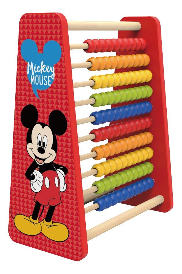 Telraam Mickey Mouse Abacus