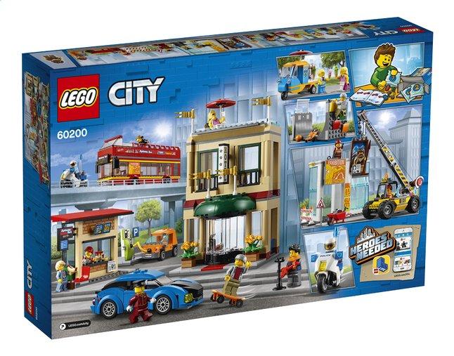 Afbeelding van LEGO City 60200 Hoofdstad from DreamLand
