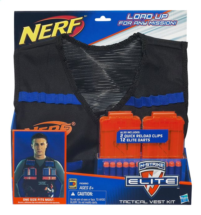 Image pour Nerf Elite N-Strike Tactical Vest Kit à partir de DreamLand