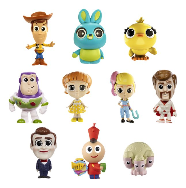 Image pour Figurine Toy Story 4 movie - 10 pièces à partir de DreamLand