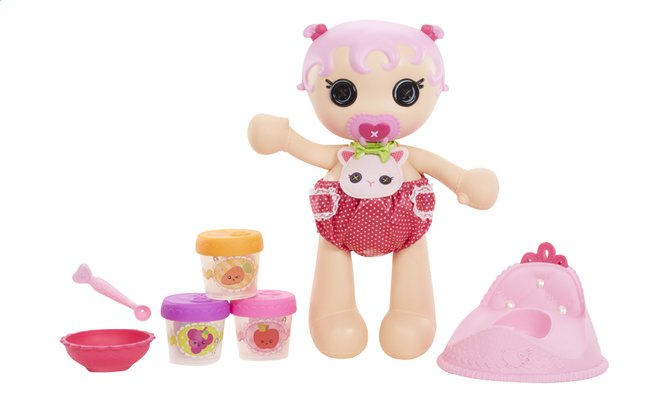 Afbeelding van Lalaloopsy Babies pop Potty Surprise Jewel Sparkles from DreamLand