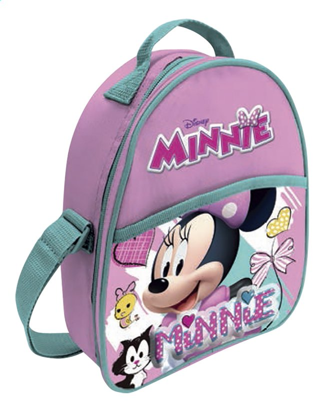 Afbeelding van Lunchtas Minnie Mouse roze from DreamLand
