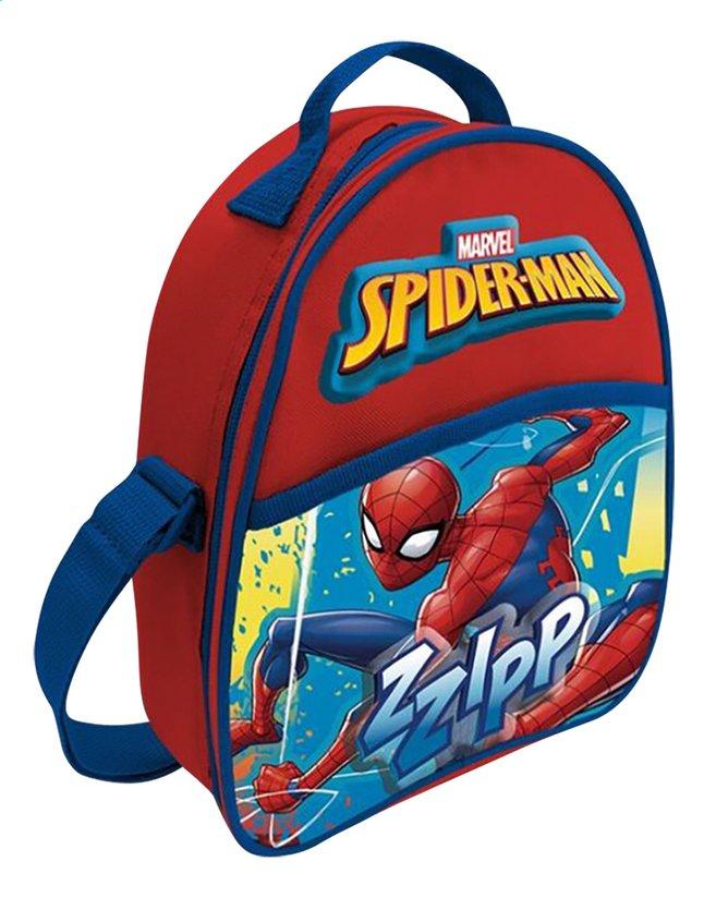 Afbeelding van Lunchtas Spider-Man rood from DreamLand