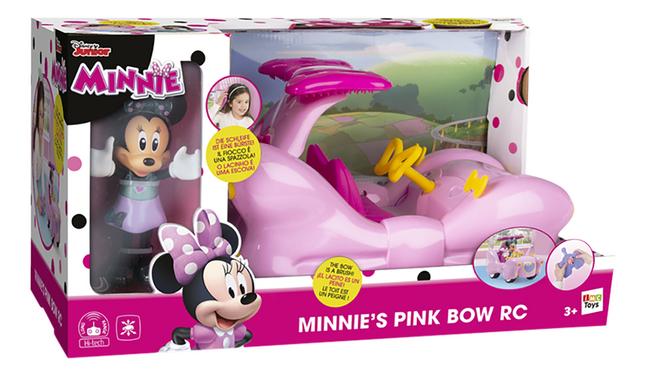 Image pour Voiture RC Minnie Mouse Minnie's Pink Bow RC à partir de DreamLand