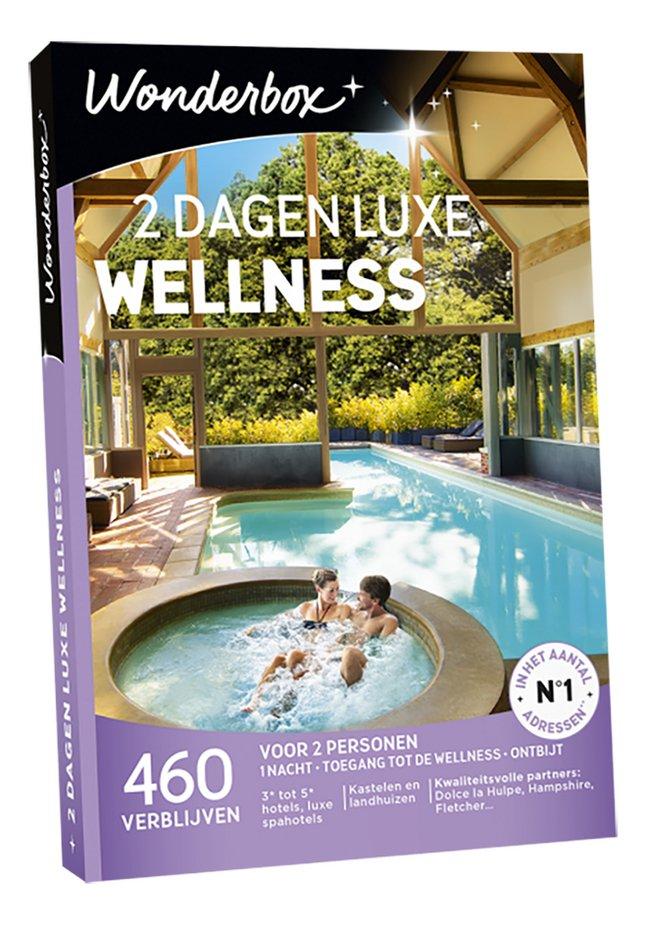 Afbeelding van Wonderbox 2 Dagen Luxe Wellness from DreamLand