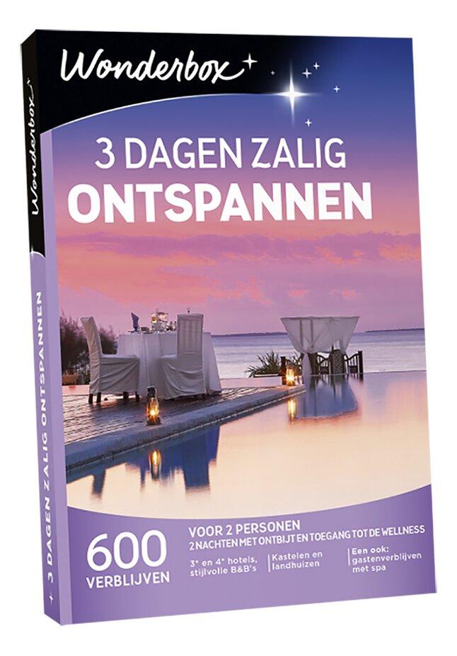 Afbeelding van Wonderbox 3 Dagen Zalig Ontspannen from DreamLand