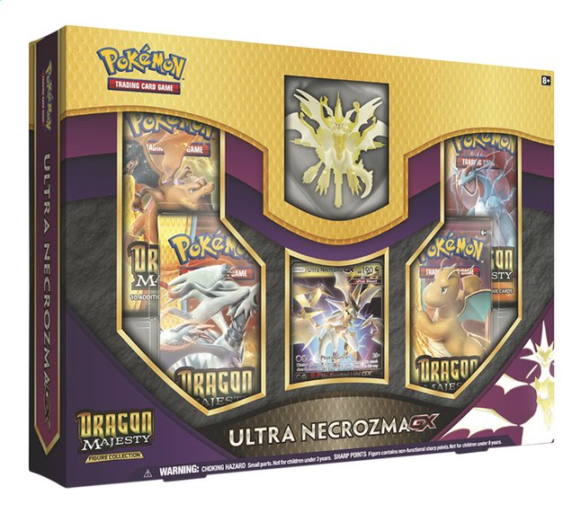 Afbeelding van Pokémon Trading Cards Dragon Majesty Ultra Necrozma GX from DreamLand