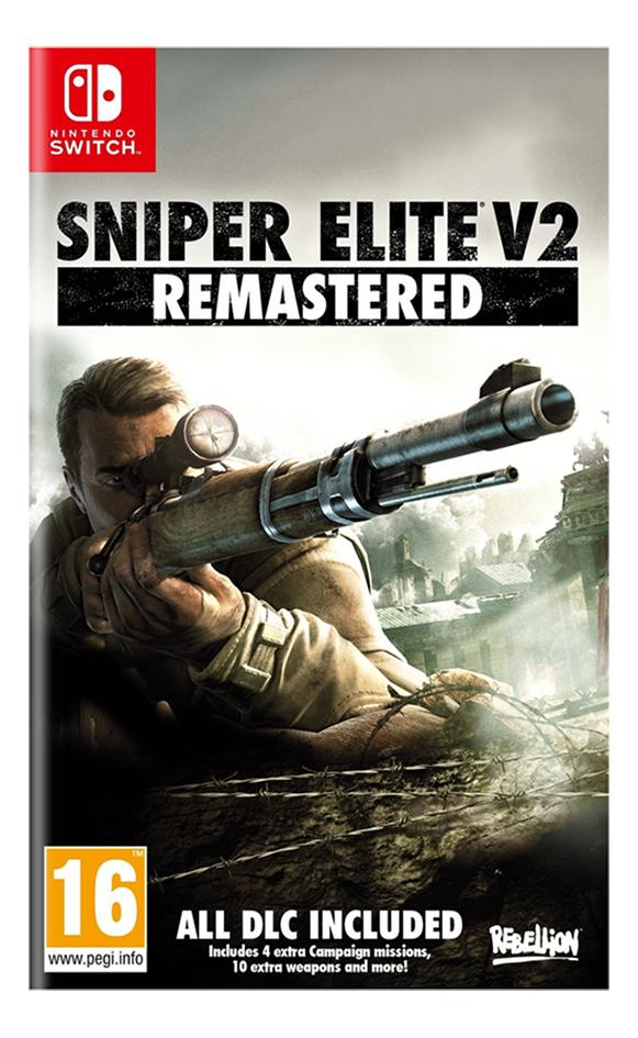 Afbeelding van Nintendo Switch Sniper Elite V2 Remastered ENG/FR from DreamLand
