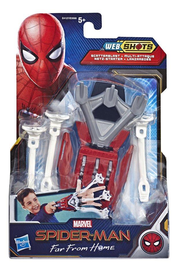 Speelset Spider-Man Far From Home Web Shots Scatterblast