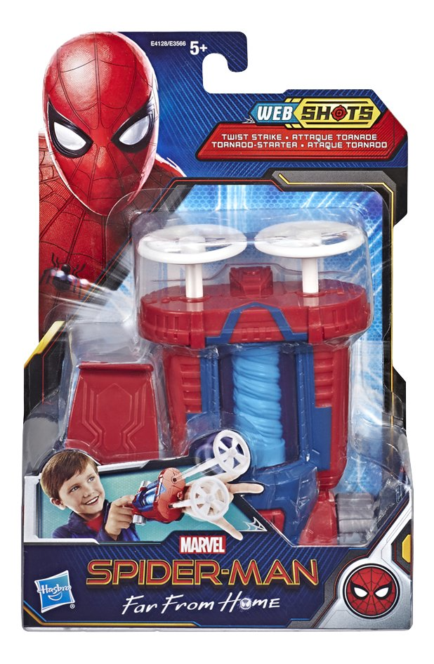 Afbeelding van Speelset Spider-Man Far From Home Web Shots Twist Strike from DreamLand