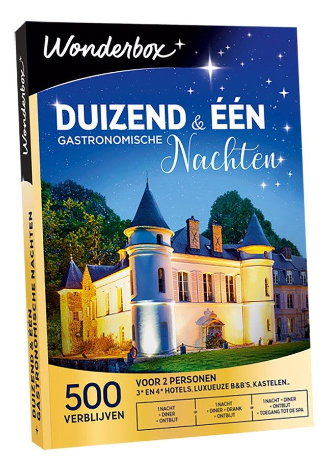Afbeelding van Wonderbox Duizend & één Gastronomische Nachten from DreamLand