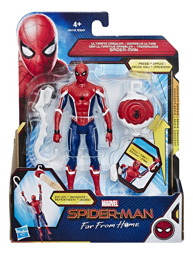 Afbeelding van Actiefiguur Spider-Man Far from Home Ultimate Crawler from DreamLand