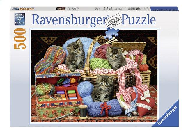 Afbeelding van Ravensburger puzzel Pluizig genot from DreamLand