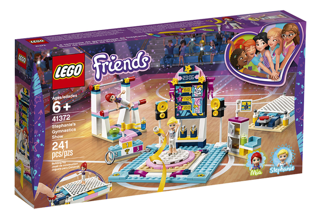 Afbeelding van LEGO Friends 41372 Stephanie's turnshow from DreamLand