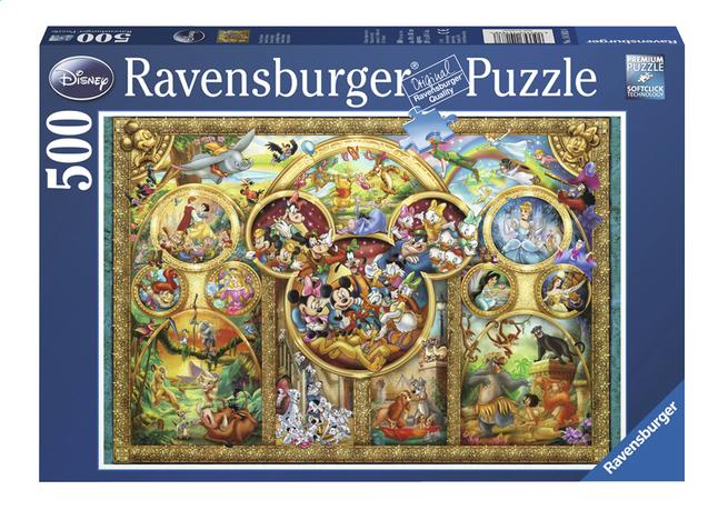 Ravensburger puzzel Disney familie