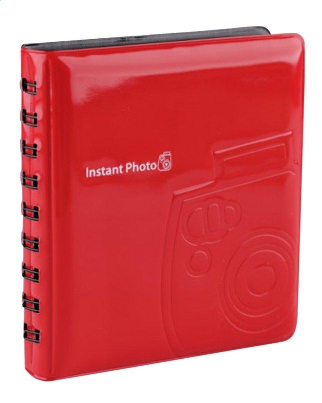 Image pour Fujifilm album photos instax mini 64 photos rouge à partir de DreamLand